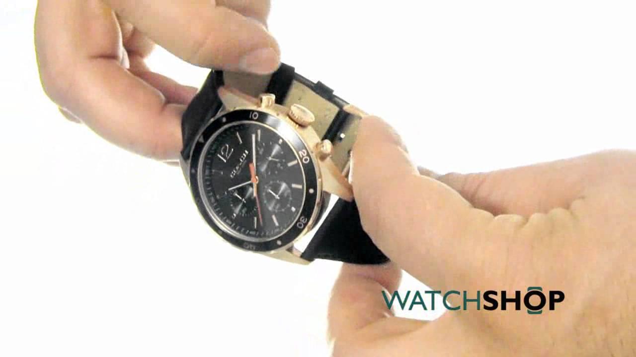 96ee503e41 Coach Men's Exclusive Sullivan Sport Chronograph Watch (14602087)
