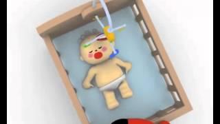 Смотрите развивающий мультфильм Патрик и его друзья - Звуки