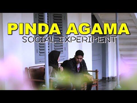 AKU MAU PINDAH AGAMA ? - SOCIAL EXPERIMENT INDONESIA