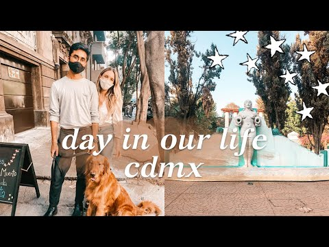 Mexico City Vlog | Our Life in Mexico City (2021) thumbnail