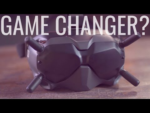 DJI Digital FPV System | Is it a GAME CHANGER???