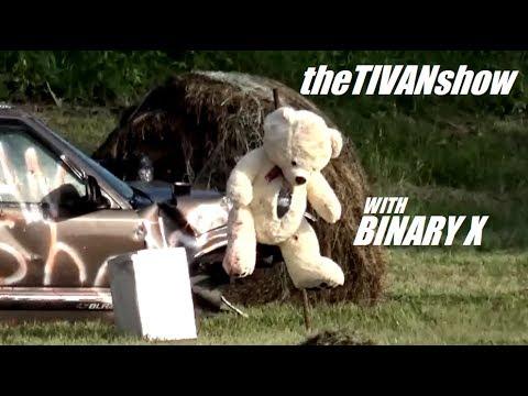 BINARY X and HM DEFENSE ONE SHOOT WONDER TEDDY BEAR destruction