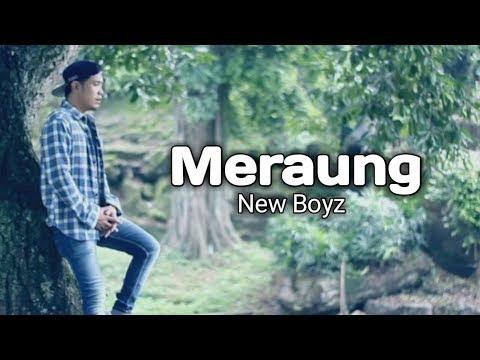 MERAUNG - NEW BOYZ (Cover)  NURDIN YASENG