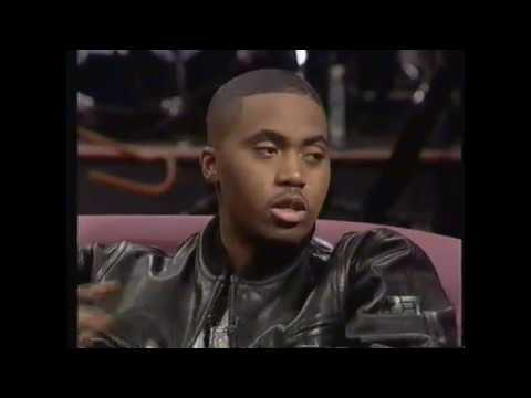 Nas Interview On BET Live (1999)