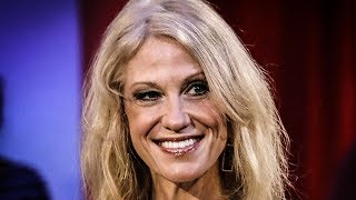 """Kellyanne Conway Complains That The Media Isn't """"Forced"""" To Be Nice To Trump"""