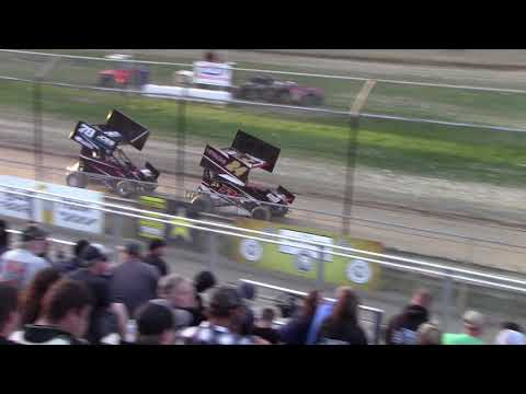 Deming Speedway, WA - Micro 600R A Main Event - June 14, 2019