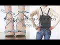 Shoe + Handbag Finds Under $50 | Affordable Try On Fashion Haul | Miss Louie