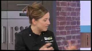 Black Pudding & Apple Ravioli (MERRILEES PARKER)