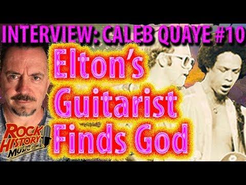 The Night Elton John Guitarist Caleb Quaye Found God