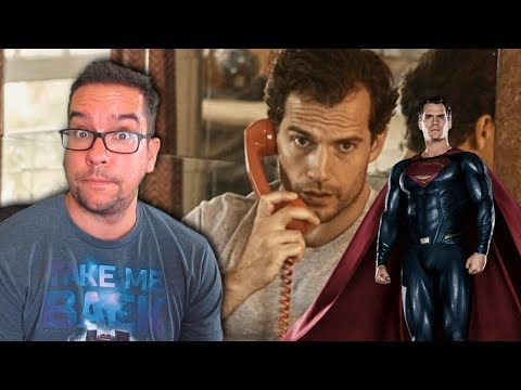 Henry Cavill Talks About Still Being Superman