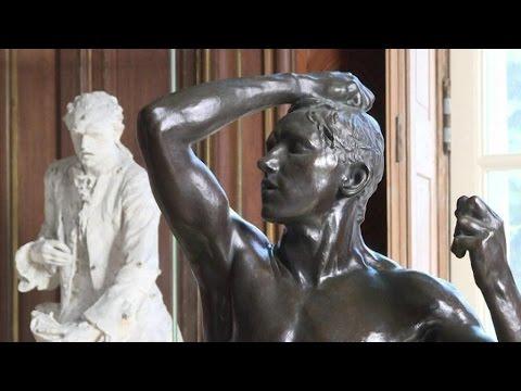 Le musée Rodin à Paris rouvre après trois ans de travaux