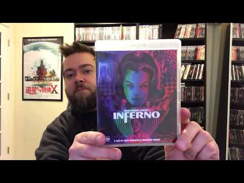 Blu-Ray Collection Update 10 Pickups! Horror, Arrow Video, Disney, 4K Ultra HD