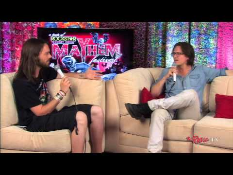 TheRave.TV interview with Darkest Hour - July 18, 2014
