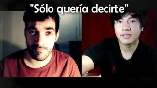 SÓLO QUERÍA DECIRTE - YK ELIAS Ft. Alvaro HM (Canción)