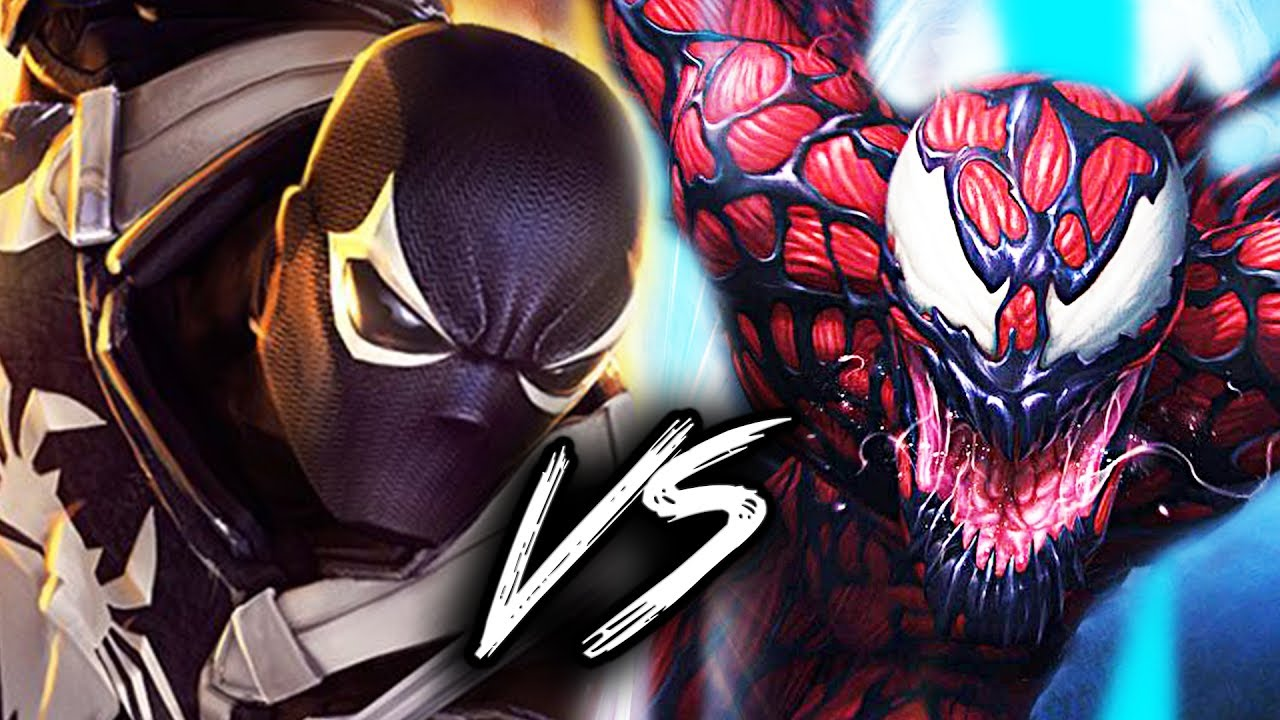 Agent Venom VS Carnage Battle | Marvel: Contest of ...