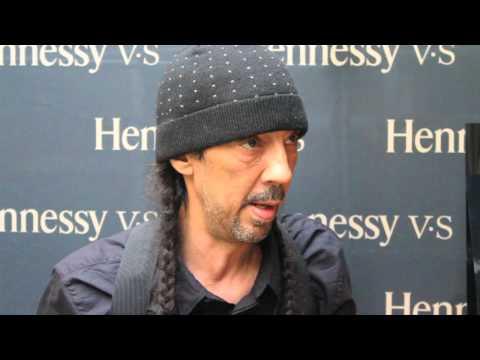 Harry Kollatz Jr. Talks to Futura 2000