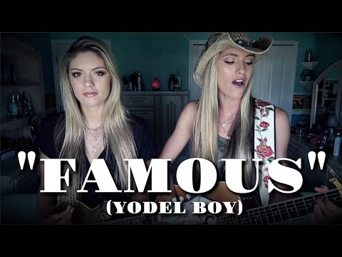 """Famous"" Mason Ramsey YODEL BOY! 