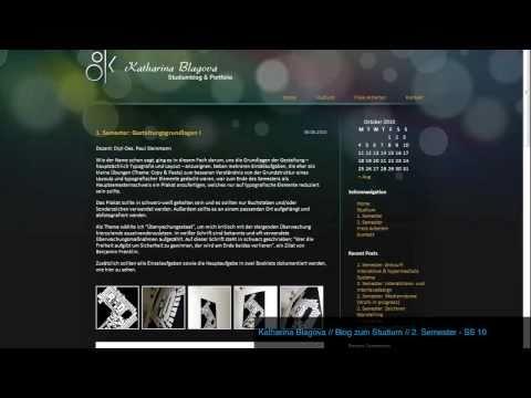 Blogs Und Portfolios -- Themes Für WordPress