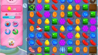 Candy Crush Saga   level 408 no boosters