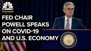 Fed Chairman Jerome Powell speaks on U.S. economy and Covid-19 - 5/21/2020
