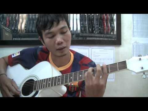 teknik dasar pemula belajar gitar kunci G minor
