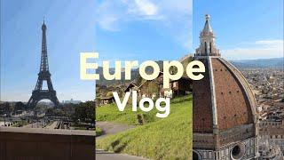 [여행VLOG] 15박17일 유럽여행(프랑스/스위스/이…
