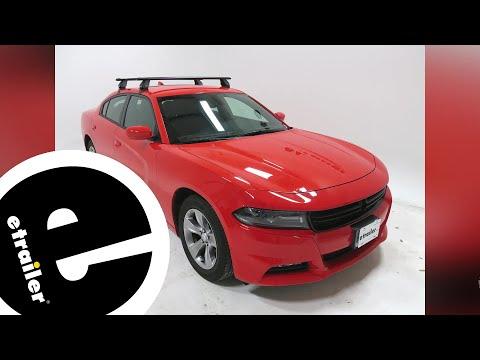 etrailer-|-rhino-rack-vortex-aero-roof-rack-installation---2018-dodge-charger
