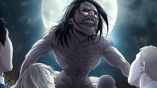 Attack on Titan Season 2 OST: Reiner/Bertholdt/Ymir (Vogel Im Käfig V.2) Transformation