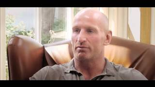 Gareth Thomas the Welsh rugby legend talks about the release of his book