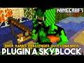 Minecraft Plugin Tutorial A Skyblock - Shop, Ranks, Challenges, GUI e Comandos