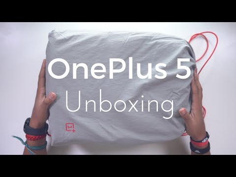 Thumbnail: OnePlus 5 Unboxing & Hands On!