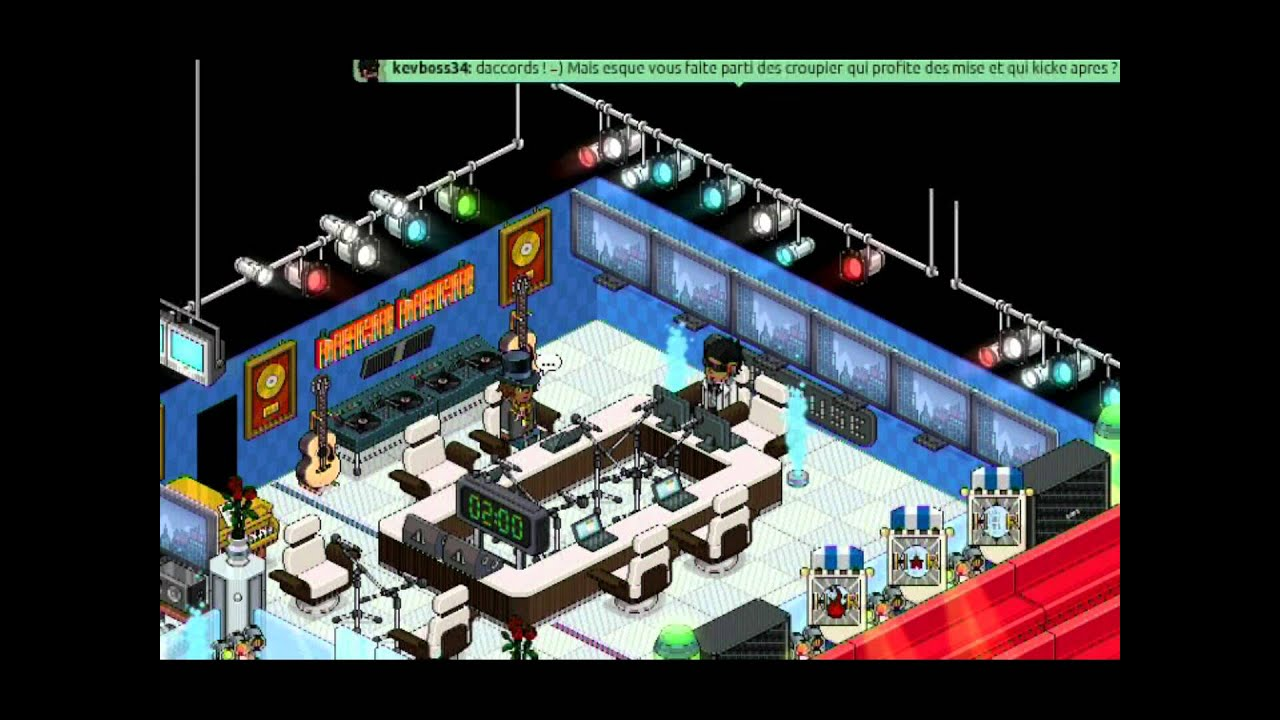 habbo radio officiel interview n 2 part1 1 youtube