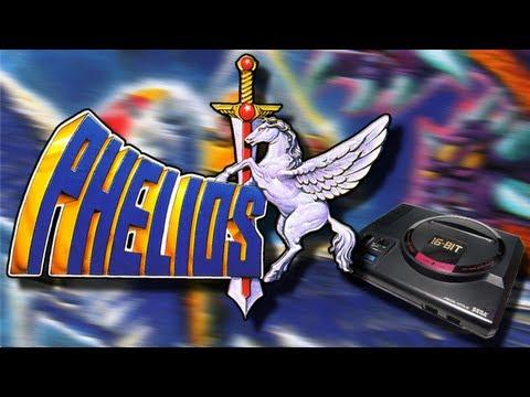 Phelios do Mega Drive - Já jogou?