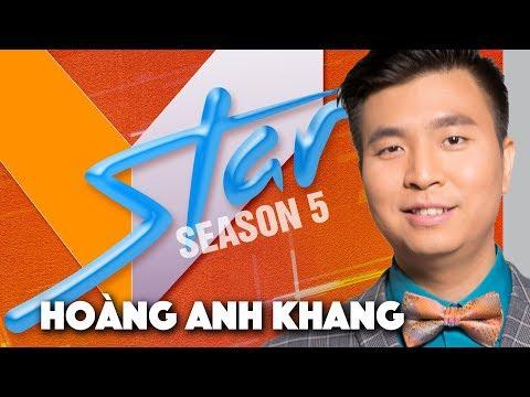 Hoàng Anh Khang - VSTAR Season 5 Judge&39;s Choice Winner