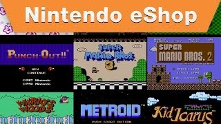 Nintendo eShop - NES Remix 2 for Wii U