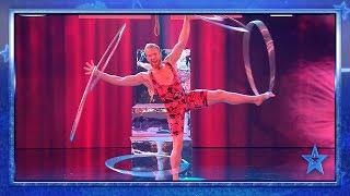 ¿Es RUPAUL? ¿Es un ACRÓBATA? ¡No, es Daniel Sullivan! | Semifinal 2 | Got Talent España 2019