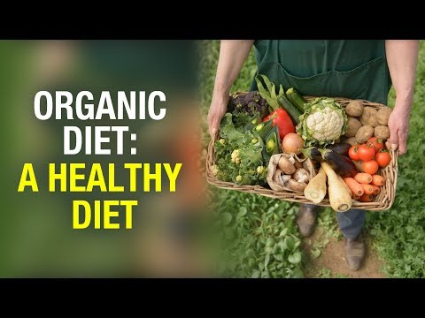 Title: Organic Diet: A Healthy Diet- My Food Factor- Dr. Jyoti Vora