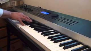 One Direction - Midnight Memories Piano Cover Version