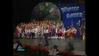 """Teil 1/4 - Rolf Zuckowski - Live 1992 """"Winterkinder"""", Stade"""