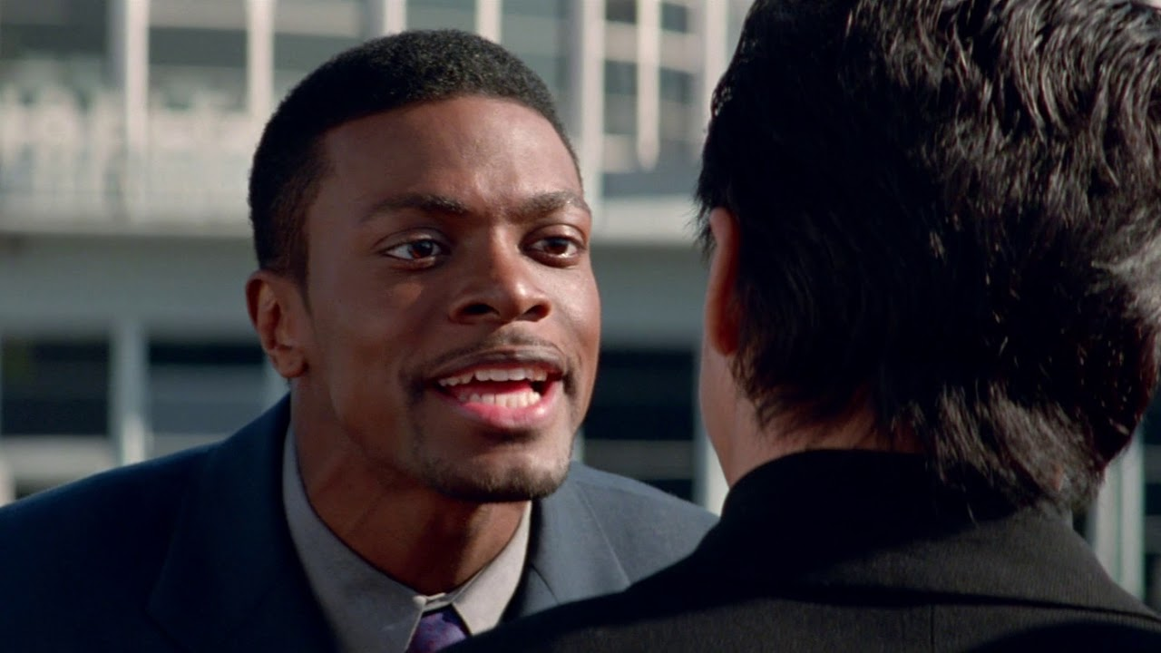 Download Rush Hour Do you understand the words that are coming out of my mouth