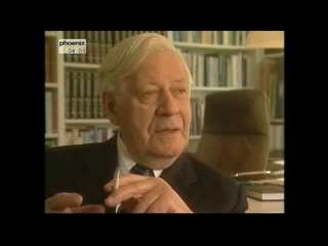 Helmut Schmidt 'Mein Leben' Biographie, Blicke in sein Leben Alt Bundeskanzler 43Min
