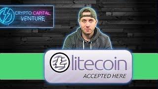 Litecoin Price Action & Analysis - Also, LitePal Interview?