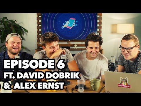 Social Mediocre Podcast   Ft. Vine's David Dobrik and Alex Ernst! (Ep6)