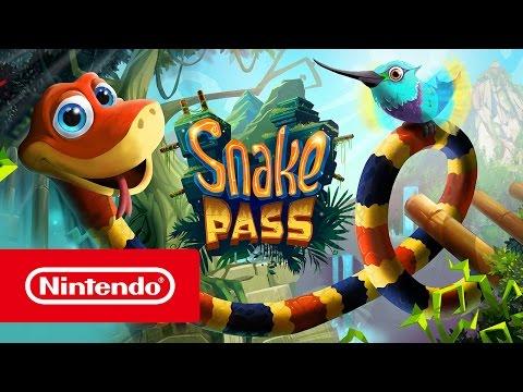 Snake Pass - Tráiler (Nintendo Switch)