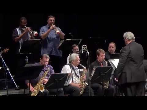Cosumnes River College Jazz Band - Back Home