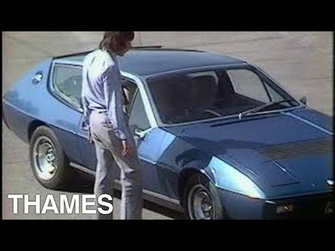Classic Car | Lotus Elite | British Car | Drive In | 1974