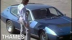 Classic Car   Lotus Elite   British Car   Drive in   1974
