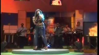 Juliana - Pesadilla de amor en Super Exito (08/21/09) En Vivola