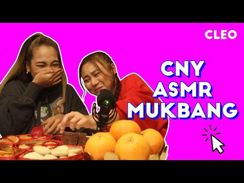 We Try ASMR Mukbang With IKEA's SOLGLIMTAR Collection | CLEO Eats | CLEO Malaysia