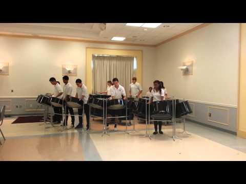 Great Mills High School Steel Drums